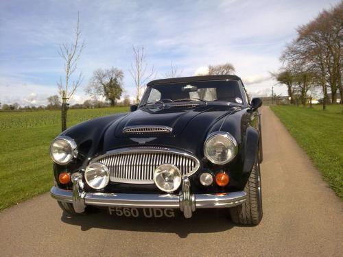 Healey Mk4 No.1